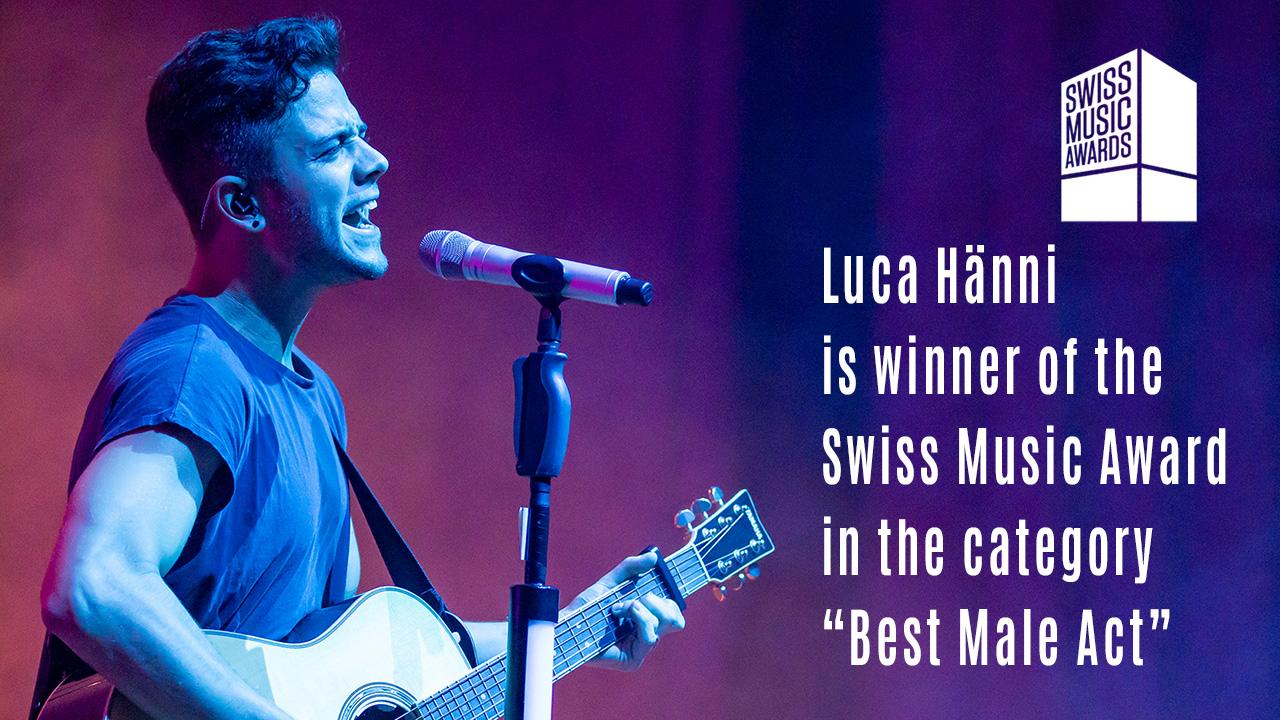 Swiss Music Award 2020