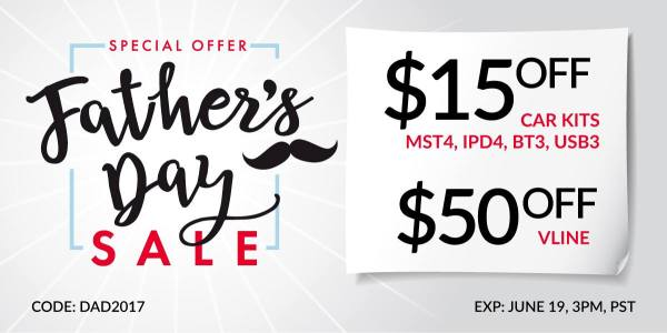 Fathers Day Special Offer - GROM