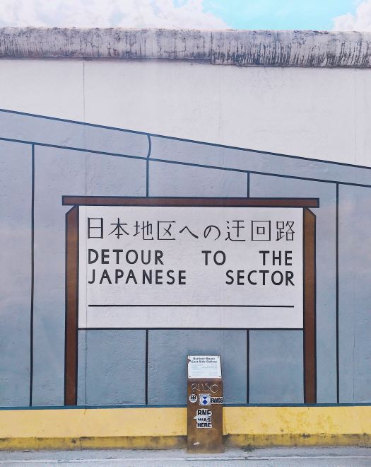Detour to the Japanese Sector