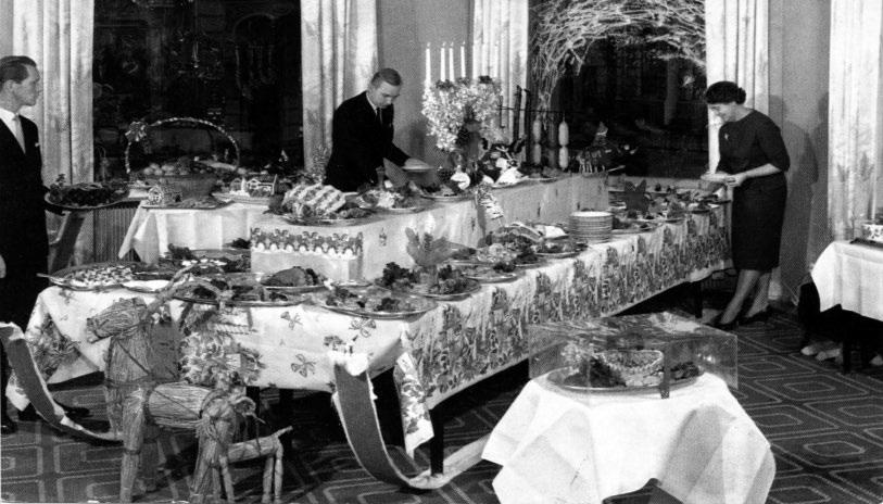 Julbordet – ej så farligt so det ser ut!
