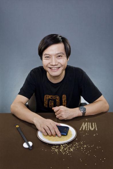 小米の雷軍CEO