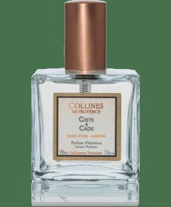 Interieur Parfum Ciste Cade, Collines de Provence
