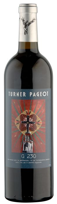Bio rode wijn G230 Turner Pageot bij GrootGenot.com