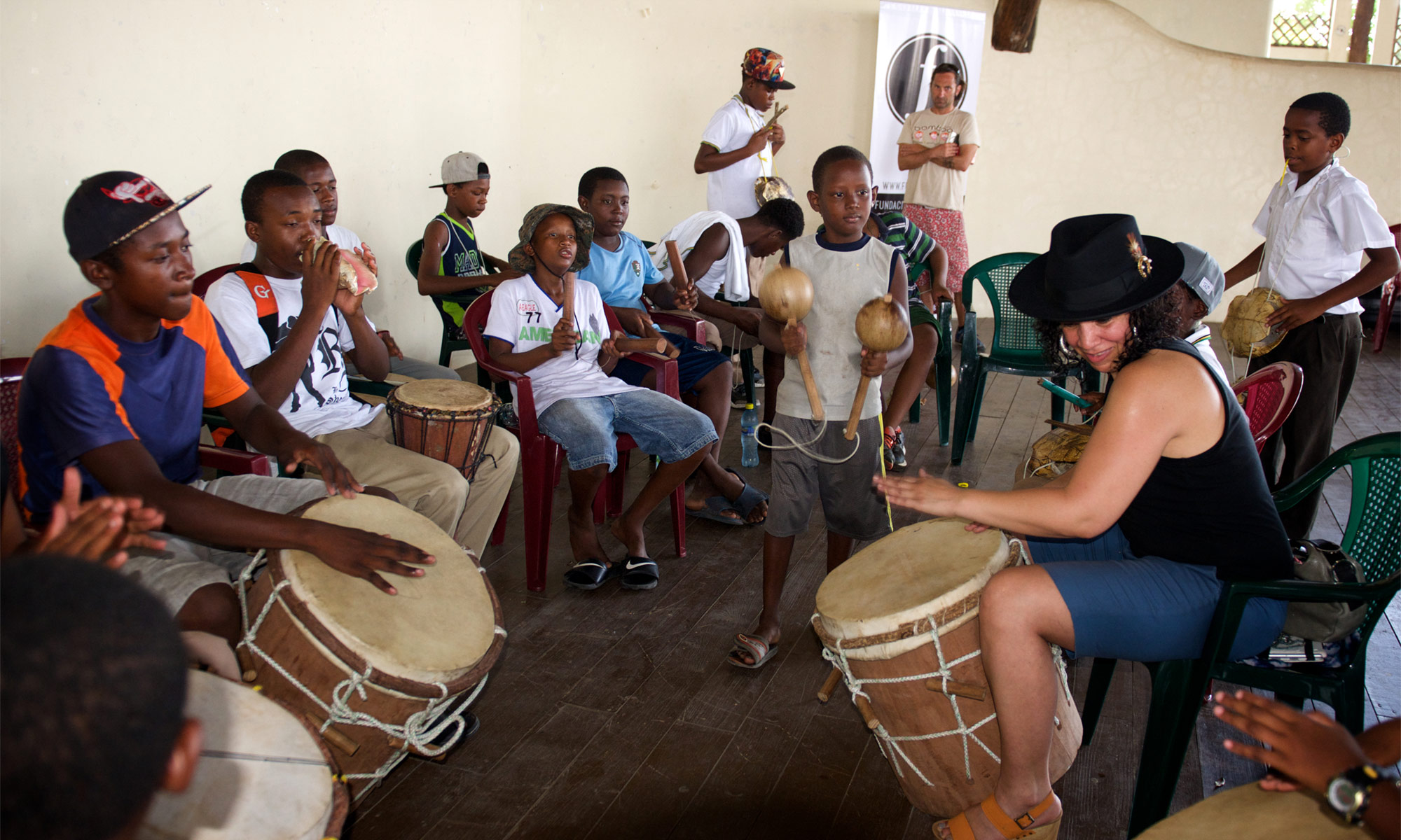 Establishment of the first Garifuna Cultural Festival and workshops in Livingston, Guatemala