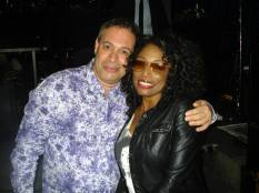 with Karyn White