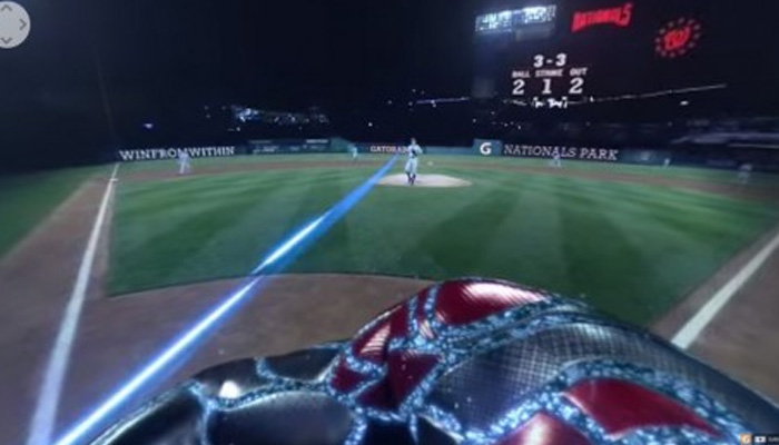Bryce Harper Virtual Reality Experience