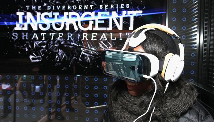 Insurgent - Shatter Reality