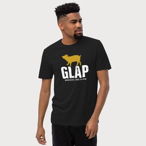 t-shirt groove-like-a-pig-glap