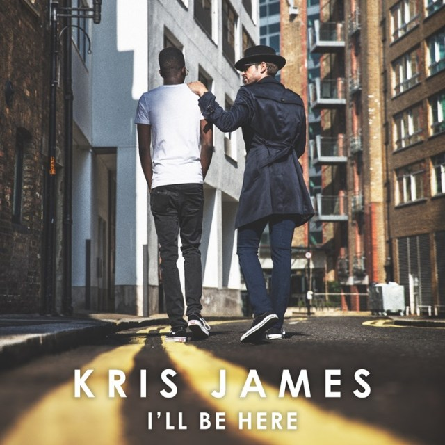Kris James releases new single 'I'll Be Here'–See behind the scenes of the music video