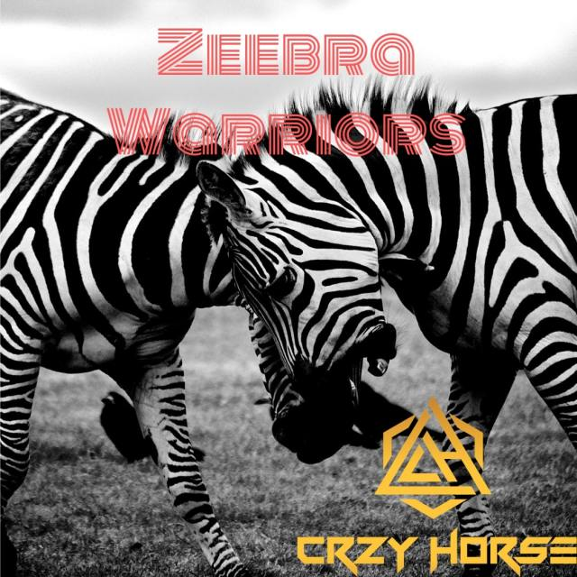 Crzy Horse Delivers Groovy Electronic Single 'Zeebra Warriors'