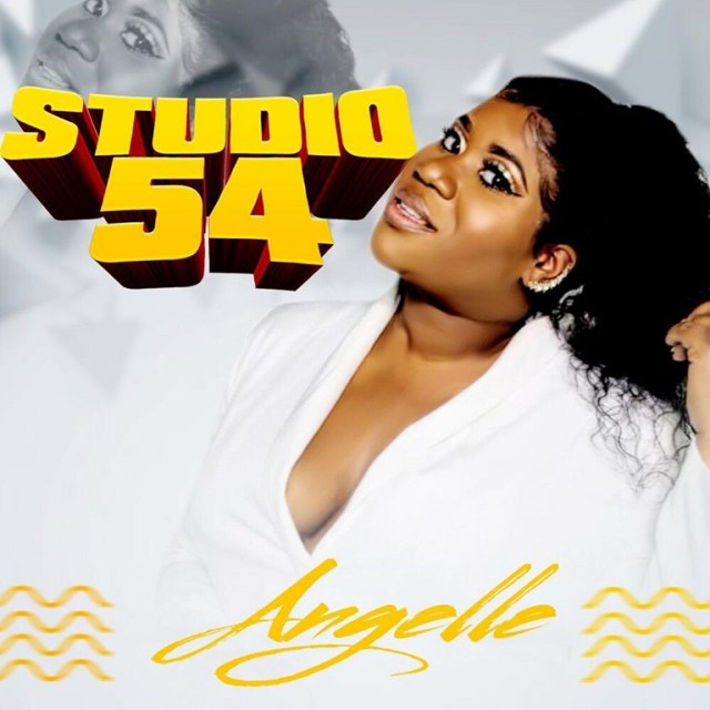 GROOVE MAG SOULFUL DISCO TREATS OF 2020: 'Angelle' welcomes us to life as she lifts us up with her 'Gloria Gaynor' meets 'Donna Summer' vibe on luscious new single 'Studio 54'