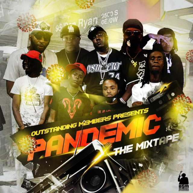 Outstanding Members Entertainment releases Pandemic Mixtape featuring five generations of music on one mixtape