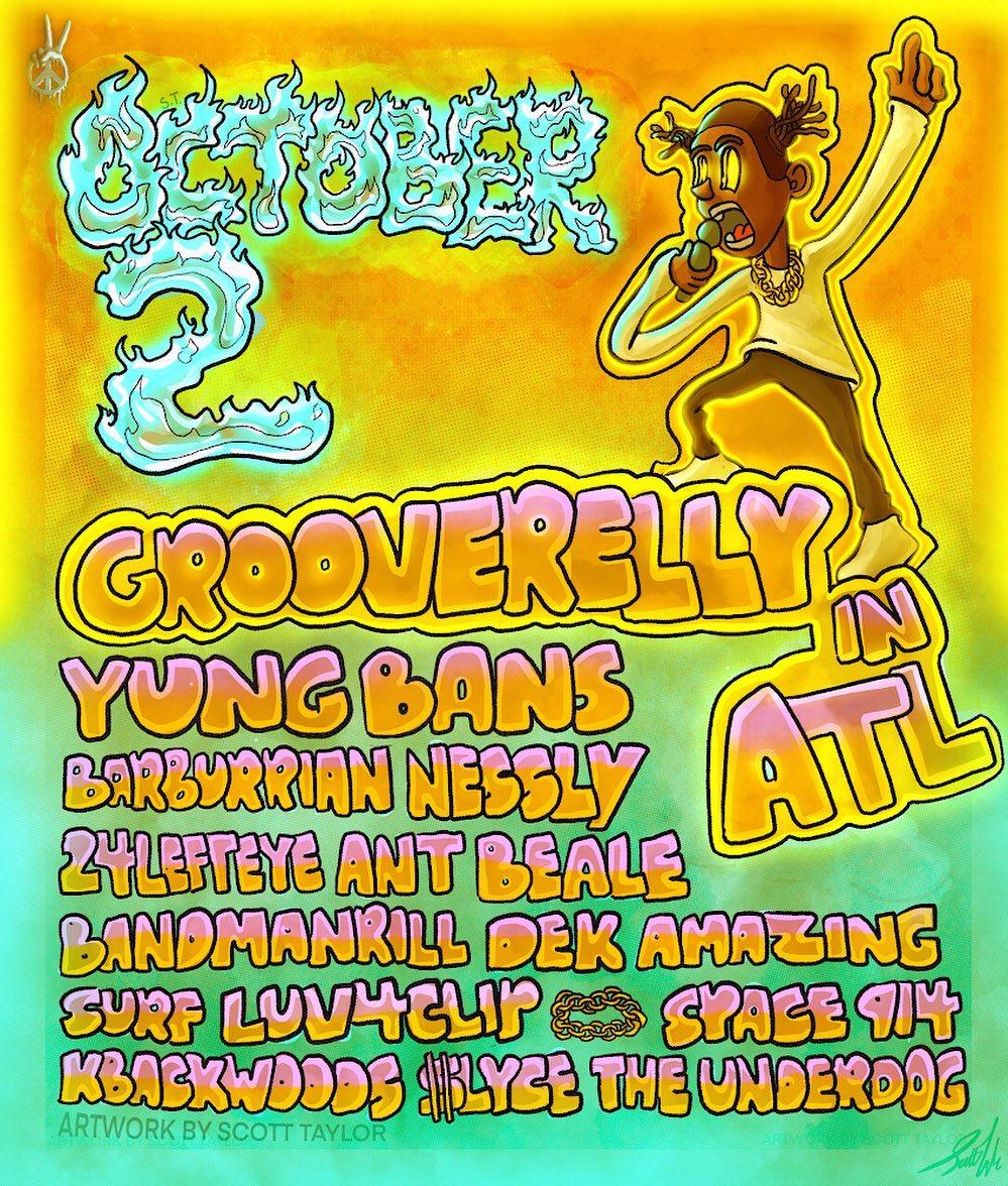 Grooverelly in Atlanta