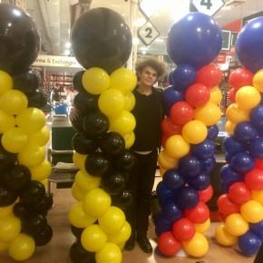 Basic Balloon Colimn