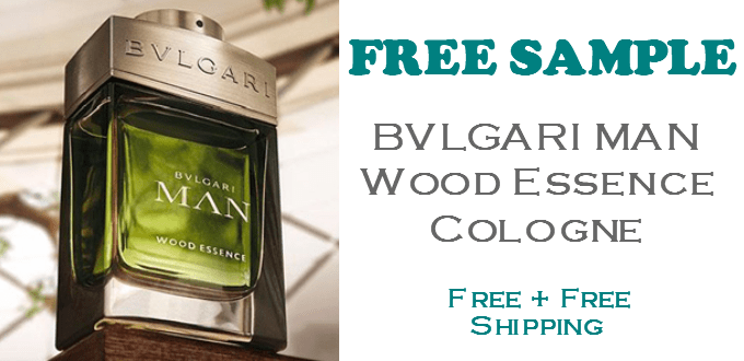 BVLGARI MAN Wood Essence Cologne FREE SAMPLE