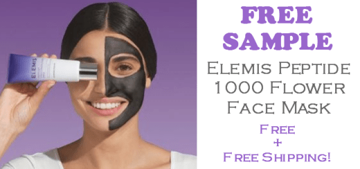 Elemis Peptide Thousand Flower Face Mask FREE SAMPLE
