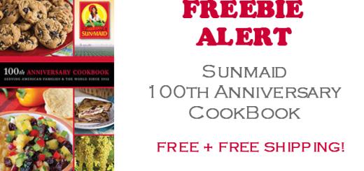 Sunmaid 100th Anniversary Cookbook