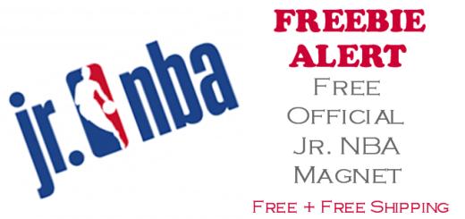 free jr nba magnet