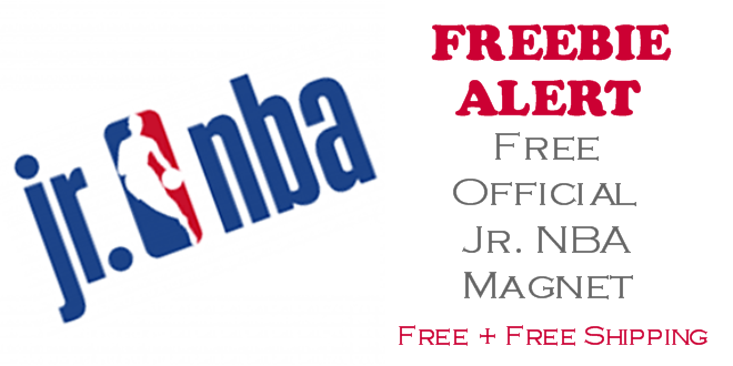 free jr nba magnet