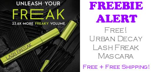 FREE Urban Decay Lash Freak Mascara