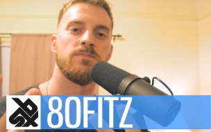 Beatbox tutorial by 80 Fitz.