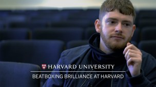 Reeps One who is UK beatboxer taught the beatbox in the Harvard University.
