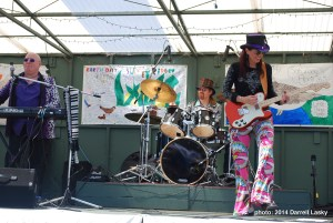 Groovy Judy at Pacifica EcoFest 2014