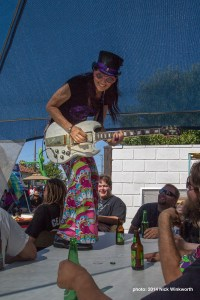 Groovy Judy at Marjikeze Fest