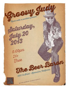 The Beer Baron flyer 07-20-13
