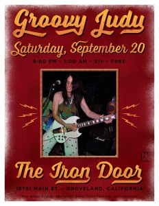 The Iron Door flyer 09-20-14