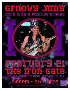 The Iron Gate flyer 02-21-14