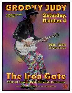 The Iron Gate flyer 10-04-14