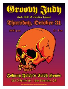 Johnny Foley's flyer 10-31-13