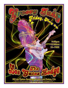 Los Gatos Lodge flyer 05-20-11