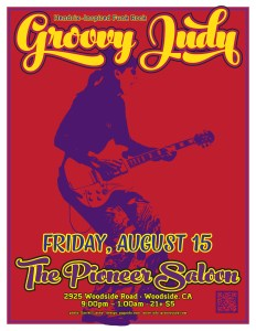 The Pioneer Saloon flyer 08-15-14