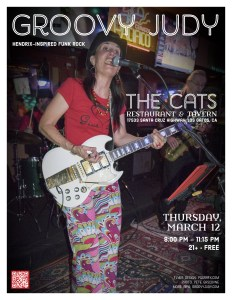 The Cats flyer 03-12-15