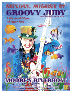Moore's Riverboat - 08-27-17
