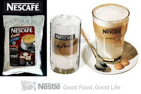 Nescafe Latte