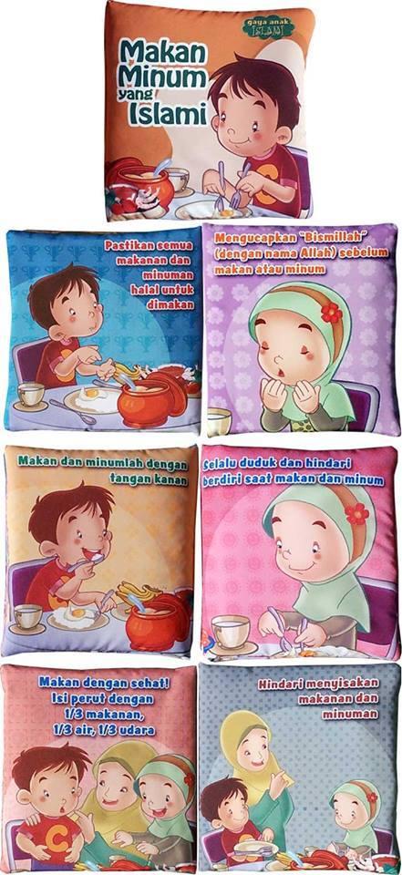 buku kain islami