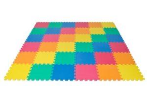 grosir evamat tikar evamatic karpet murah jakarta polos puzzle