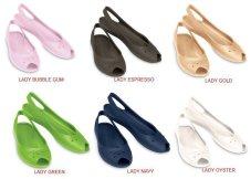 jual sepatu crocs lady women 085888666607