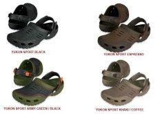 jual sepatu crocs YUKON SPORT 085888666607