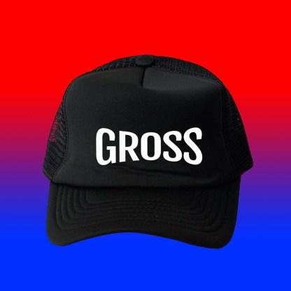 Gorra Negra Gross