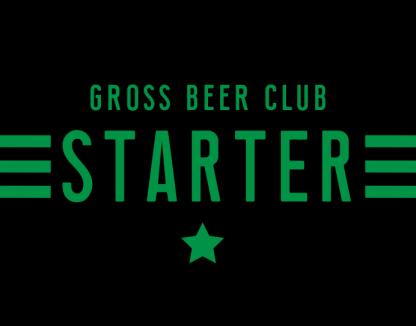 Gross Beer Club Starter