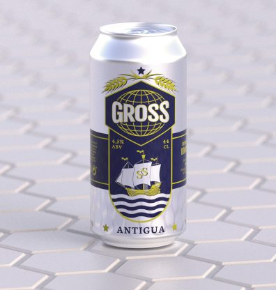 Gross Antigua Pilsner