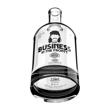 Gross - Business In The Front Gin - Botella