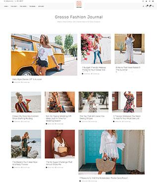 Blog Mozaic