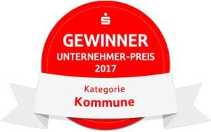 Logo: OSV-Unternehmerpreis 2017