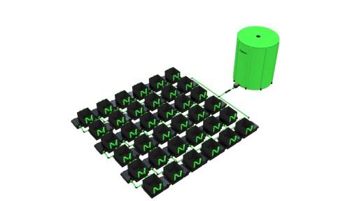 Alien EasyFeed 36 Pot System