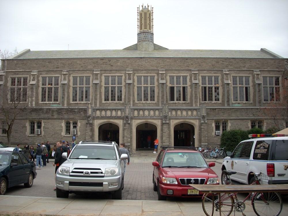 Dillon Gym, Princeton University, Princeton, NJ (1/2)
